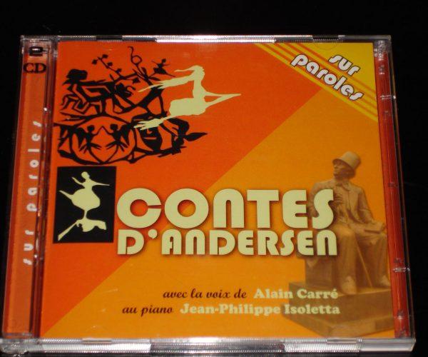 Contes d'Andersen - Editions de l'Astronome 2005